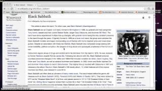 "Apartment 26(Band) Song ""88"" Black Sabbath 88"
