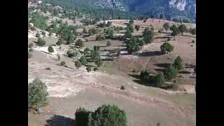preview picture of video 'Çamlıyayla / Ardıç Yurdu Havadan çekim'