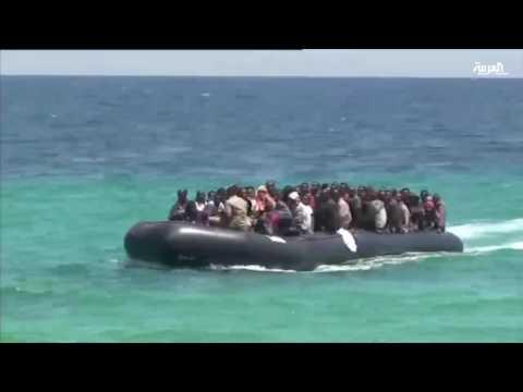 264 ألف مهاجر بليبيا ينتظرون العبور