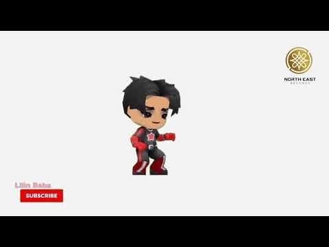 Lilin Baba - Inda Inda (Cartoon Video)