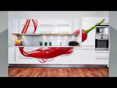 Moderne Küchen Tapeten