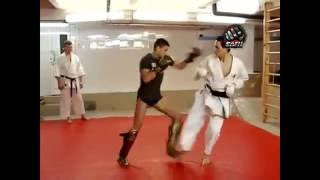 Кикбоксинг vs Сётокан каратэ
