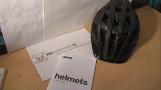 Produkttest - Uvex Schutzhelm/Waveboardhelm I-Vo Cc im Test❗❗❗