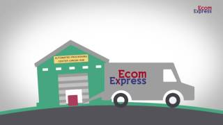 How Ecom Express Delivers e-Commerce Shipments