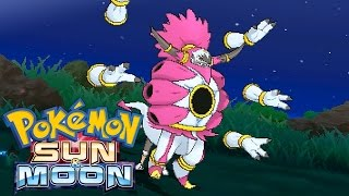 Hoopa  - (Pokémon) - How to Get Hoopa & Hoopa UNBOUND FORM! PokeBank Event Gameplay! - Pokemon Sun and Moon