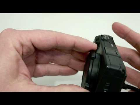 Automatik-Objektivdeckel JJC für Ricoh GX-100 GX-200 LC-1.mov