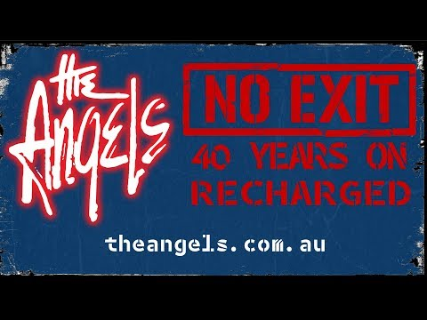 No Exit - Recharged - The Making Of The Album