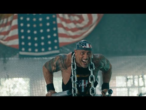 Dwayne Johnson: Project Rock | Under Armour Veteran's Day Campaign