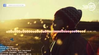 Roald Velden - Hope (Kryo Remix) [ESM156] [THS89]