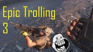 Battlefield 3 - Epic Trolling 3