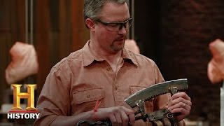 Forged in Fire: Testing Trenton