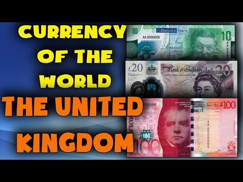 United Kingdom British Pound Sterling