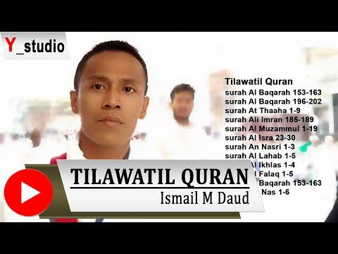 Qari Mesjid Raya Baiturrahman Banda Aceh Ismail M. Daud