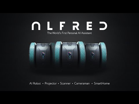 ALFRED: The world's first personal A.I. assistant!-GadgetAny