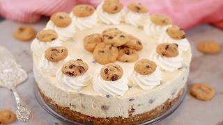 Chocolate Chip Cookie Cheesecake – Gemma's Bigger Bolder Baking Ep 134