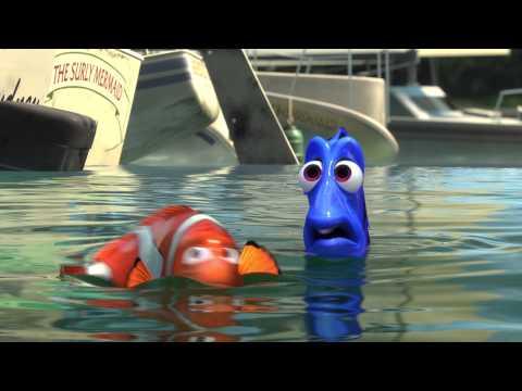 Finding Nemo 3D - Trailer | Disney Pixar Official | HD