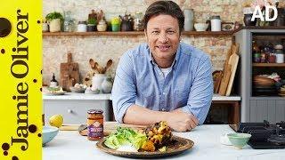 Chicken Tikka Skewers   Jamie Oliver   AD