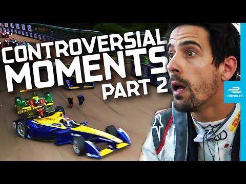 Controversial Moments In Formula E: Part 2 | ABB FIA Formula E Championship