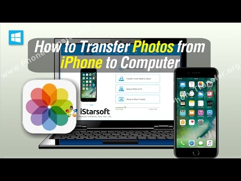 How to Transfer Photos from iPhone to Laptop (Dell, Sony, Samsung, HP, Acer, Asus)
