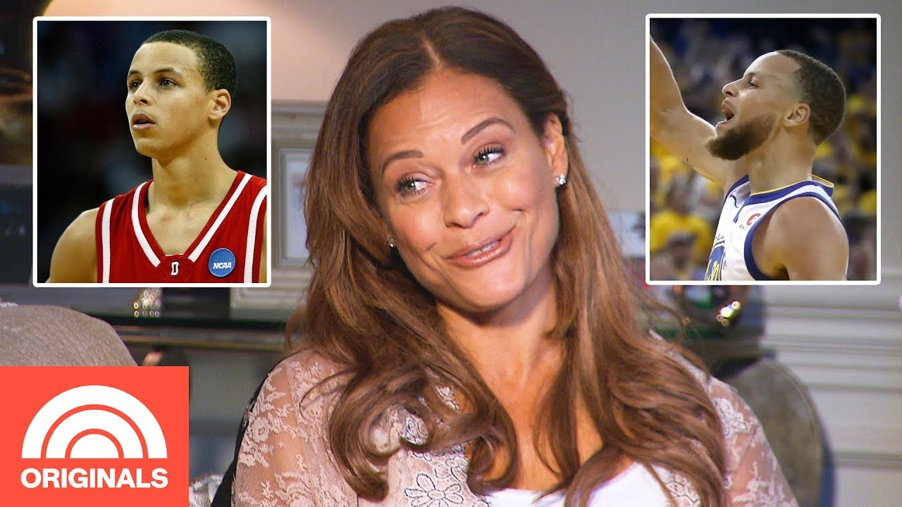 Stephen curry mother ethnicity