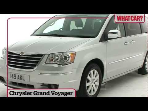 Chrysler Grand Voyager review - What Car?
