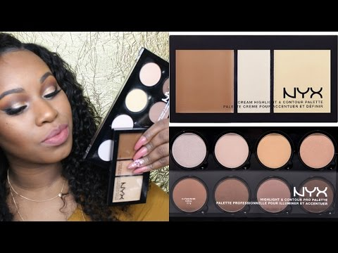 Pro Palette Highlight & Contour by NYX Professional Makeup #7