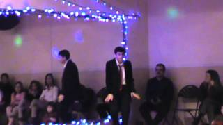 "Nir - Mister lover-lover (Mr. Bean style - ""Quartier Latin"" new year concert)"