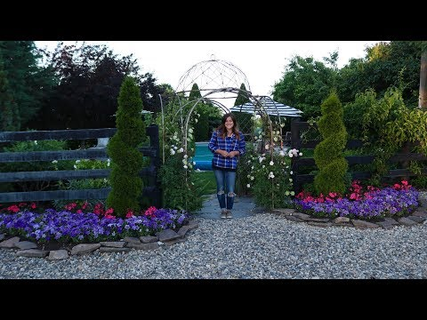 Tour of My Parents' Garden: June 2019! 🌿💚// Garden Answer