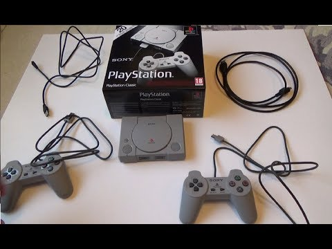 Download How To Set Up The Sony Playstation Classic For