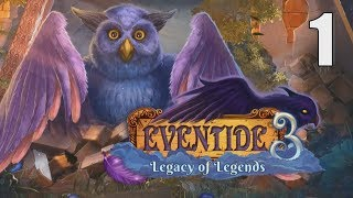 Eventide 3: Legacy of Legends [01] Let's Play Walkthrough - START OPENING - Part 1