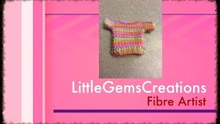 Knit Barbie Sweater