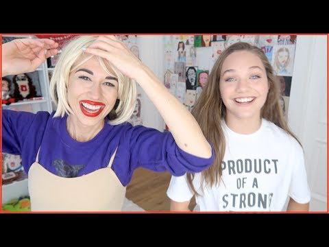 Bloopers with Maddie Ziegler