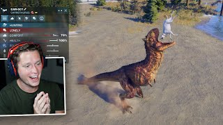 Jurassic World Evolution 2 - Early Gameplay Walkthrough