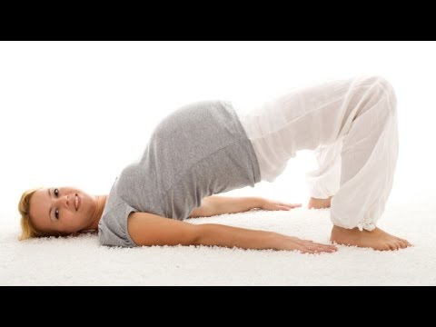 Strengthen Pelvic Muscle While Pregnant | Pregnancy Workout