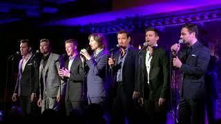 """The Broadway Tenors @ Feinstein's 54 Below """"New York Medley"""" Brent Barrett Kyle Dean Massey"""