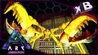 """Primal """"King Crab"""" Karkinos! :: Modded ARK: Aberration :: E14"""