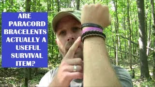 Do Survival Paracord Bracelets Actually Give You A Decent Amount of Cordage?