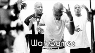 2Pac - War Games (Catchin' Feelings Switch Up)