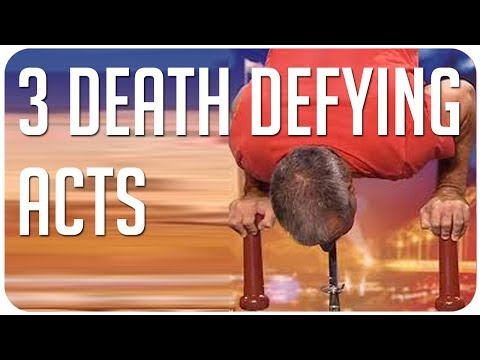 3 Death defying Got Talent acts from around the world!- MTW