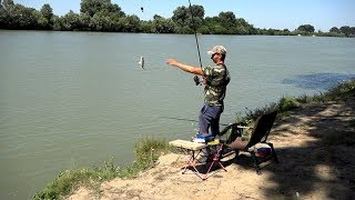 Рыболовные базы на реке кубань