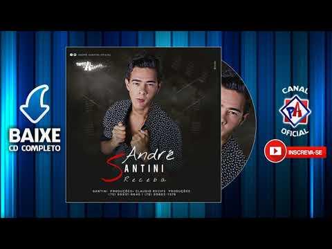 André Santini - Ao Vivo em Aracaju 2018 - CD Completo