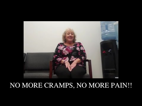 No more cramps, no more pain!!