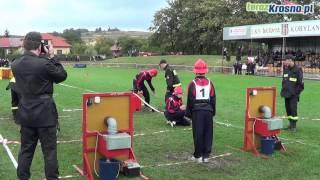 Powiatowe zawody sportowo-pożarnicze w Kobylanach drużyn OSP