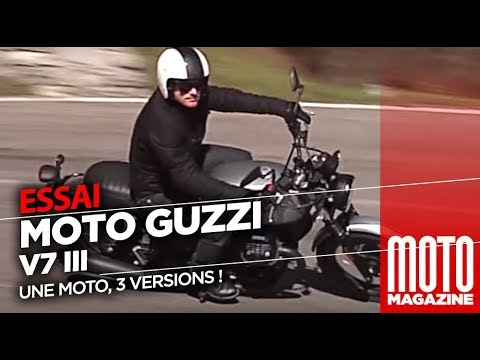 ROADSTER MOTO GUZZI V7 III ROUGH