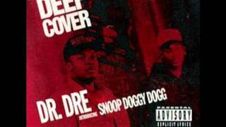 Dr. Dre feat. Snoop Dogg - Deep Cover [High Quality + Lyrics]
