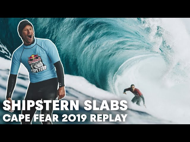 Slab Surfing At Shipstern Bluff | Red Bull Cape Fear 2019 FULL REPLAY