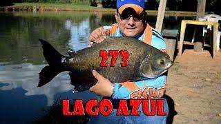 Programa Fishingtur na TV 273 - Clube de Pesca Lago Azul