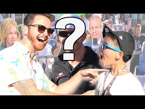 NASCAR Driver Goes Undercover And Surprises Fans