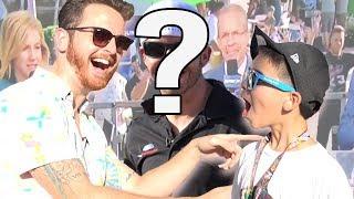 NASCAR Driver Goes Undercover And Surprises Fans - dooclip.me