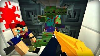Я тебя не брошу! [ЧАСТЬ 57] Зомби апокалипсис в майнкрафт! - (Minecraft - Сериал)